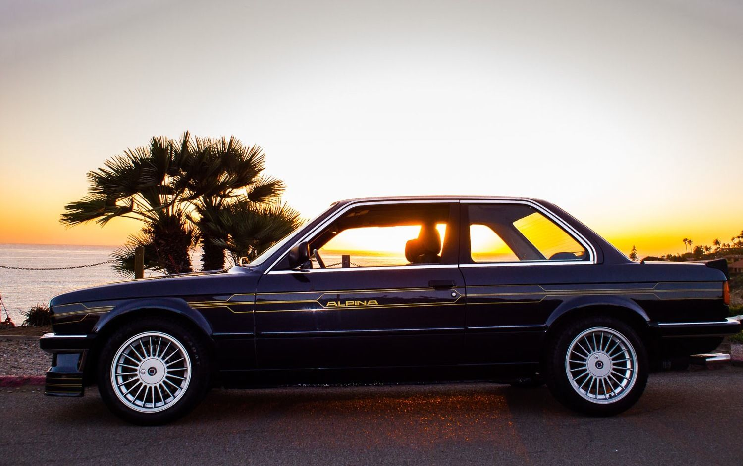 BMW M3 E30 >> One of only 218 Alpina B6 3.5 Cars Ever Made Can Be Yours ...