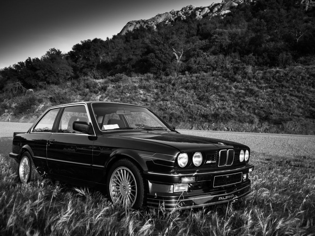 One Of Only 218 Alpina B6 3 5 Cars Ever Made Can Be Yours For 62 000 Autoevolution
