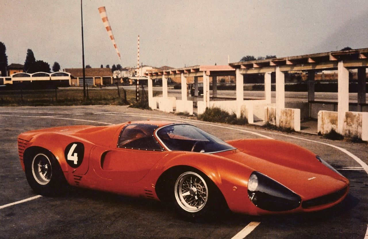 One Of Three Ever Made Ferrari Thomassimas Is On Sale For