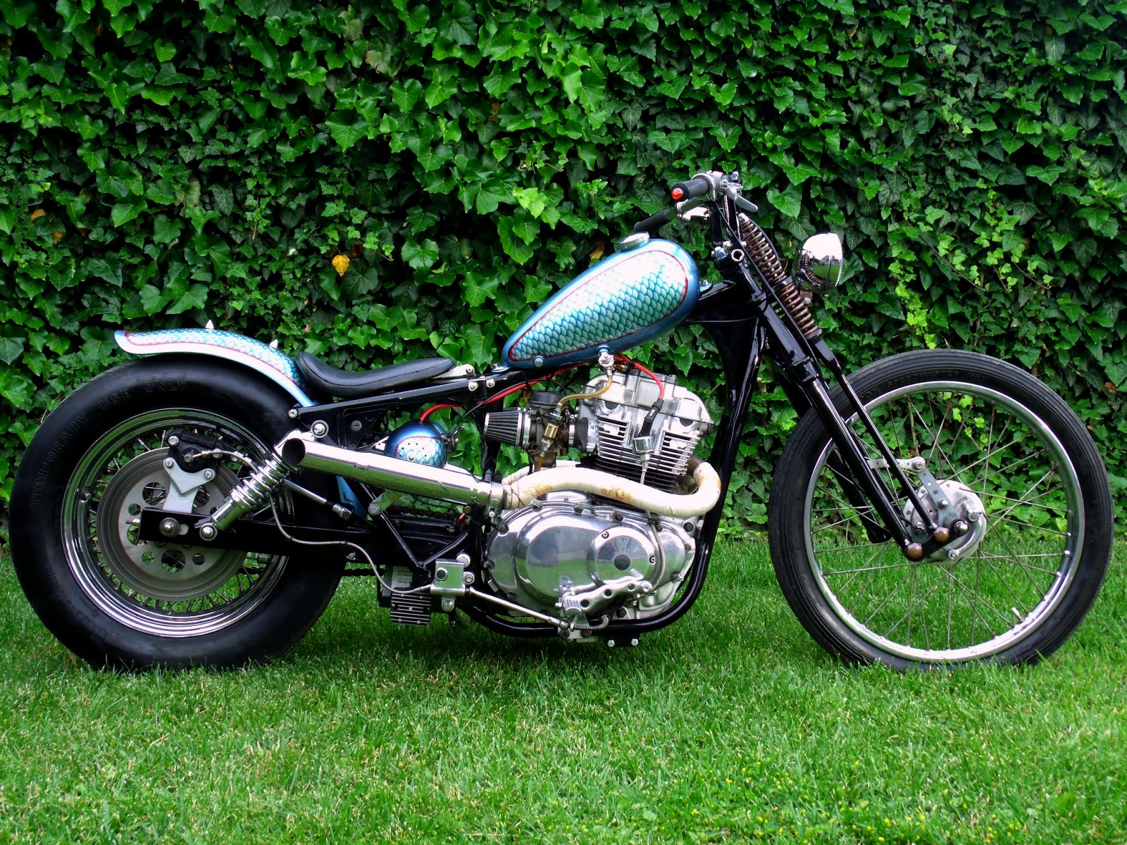Suzuki Gs Chopper