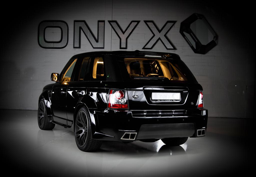Range Rover Sport Supercharged >> Onyx Releases 644 Hp Range Rover Platinum S and Platinum V - autoevolution