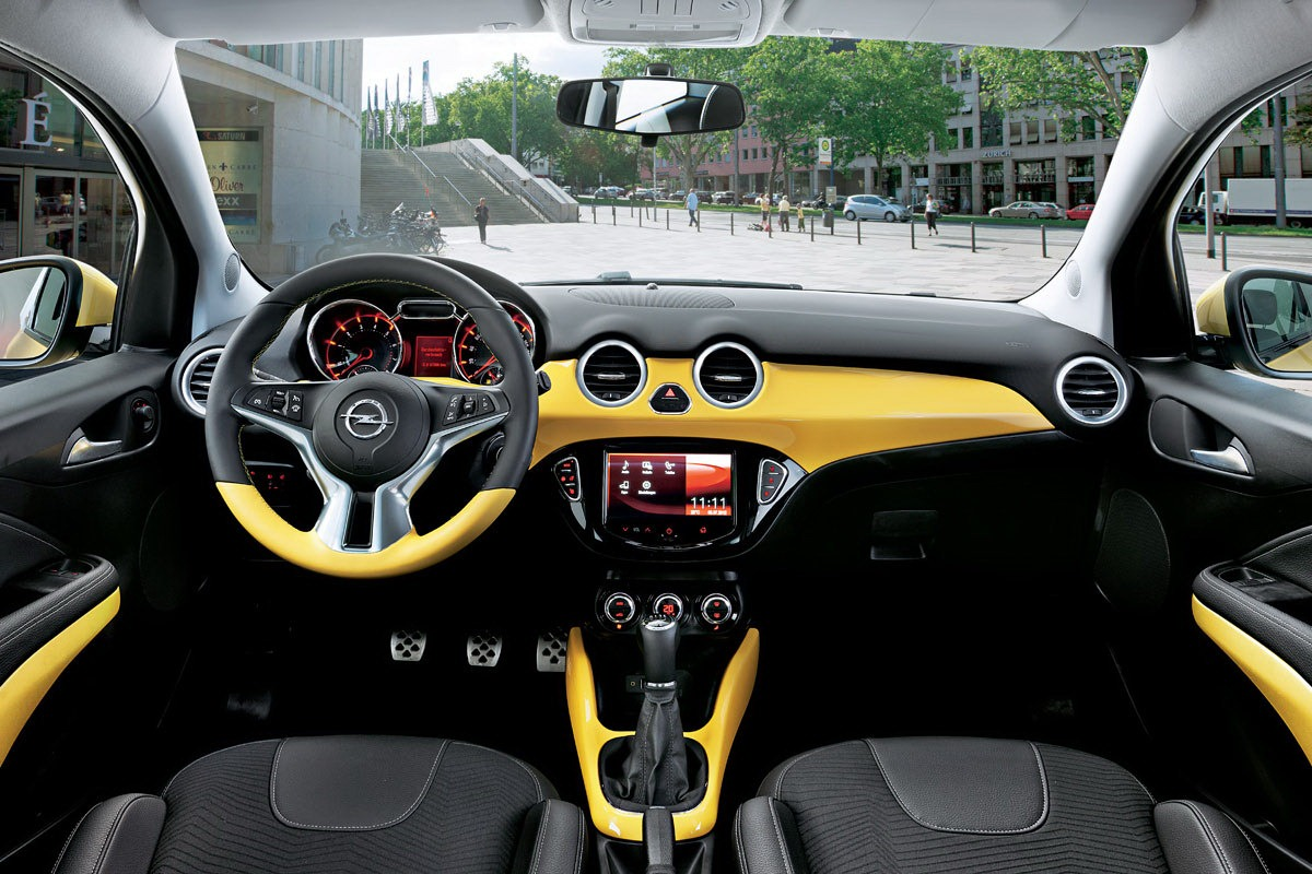 Opel Adam Officially Unveiled Autoevolution
