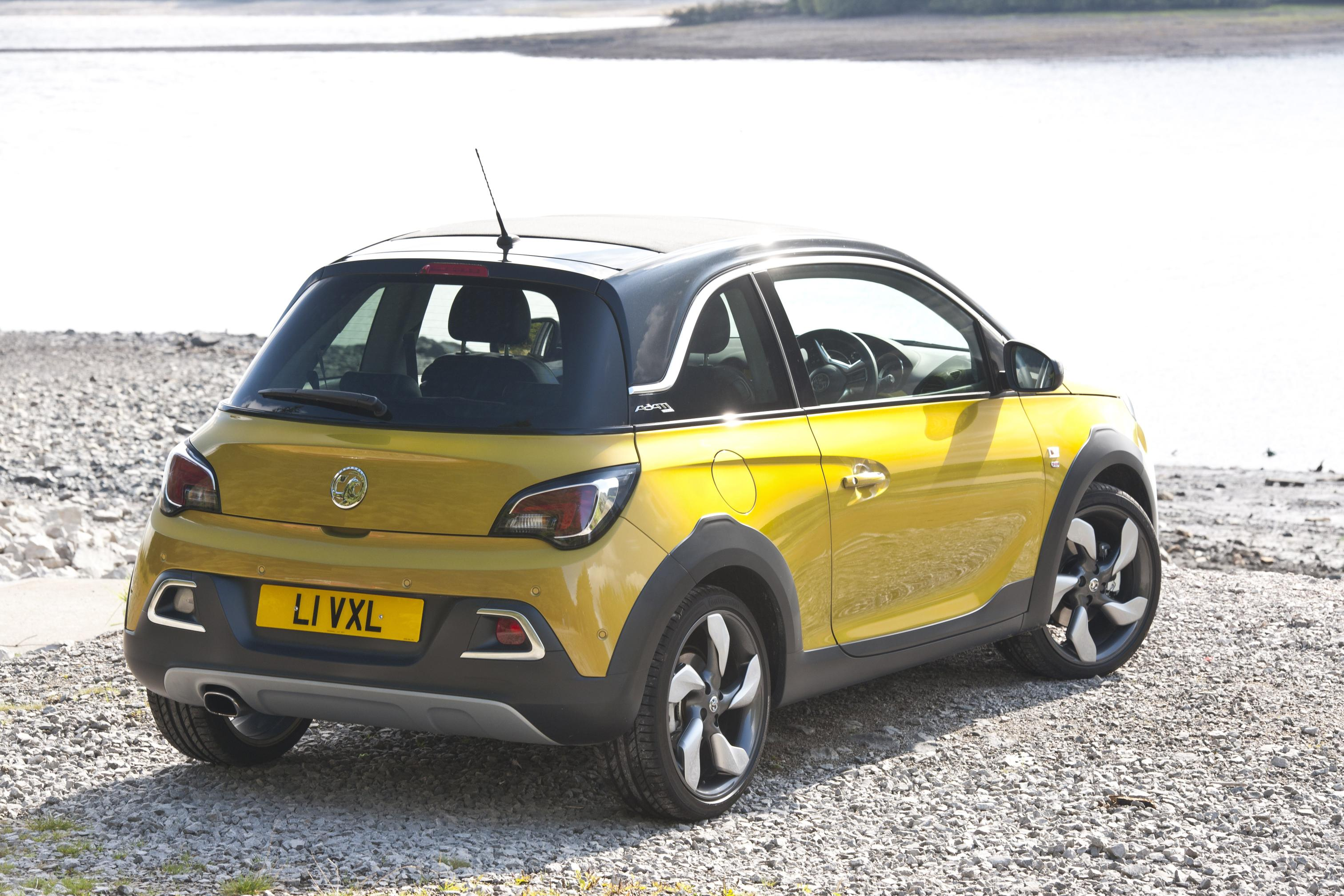 opel adam rocks priced from 15 990 in germany video autoevolution. Black Bedroom Furniture Sets. Home Design Ideas