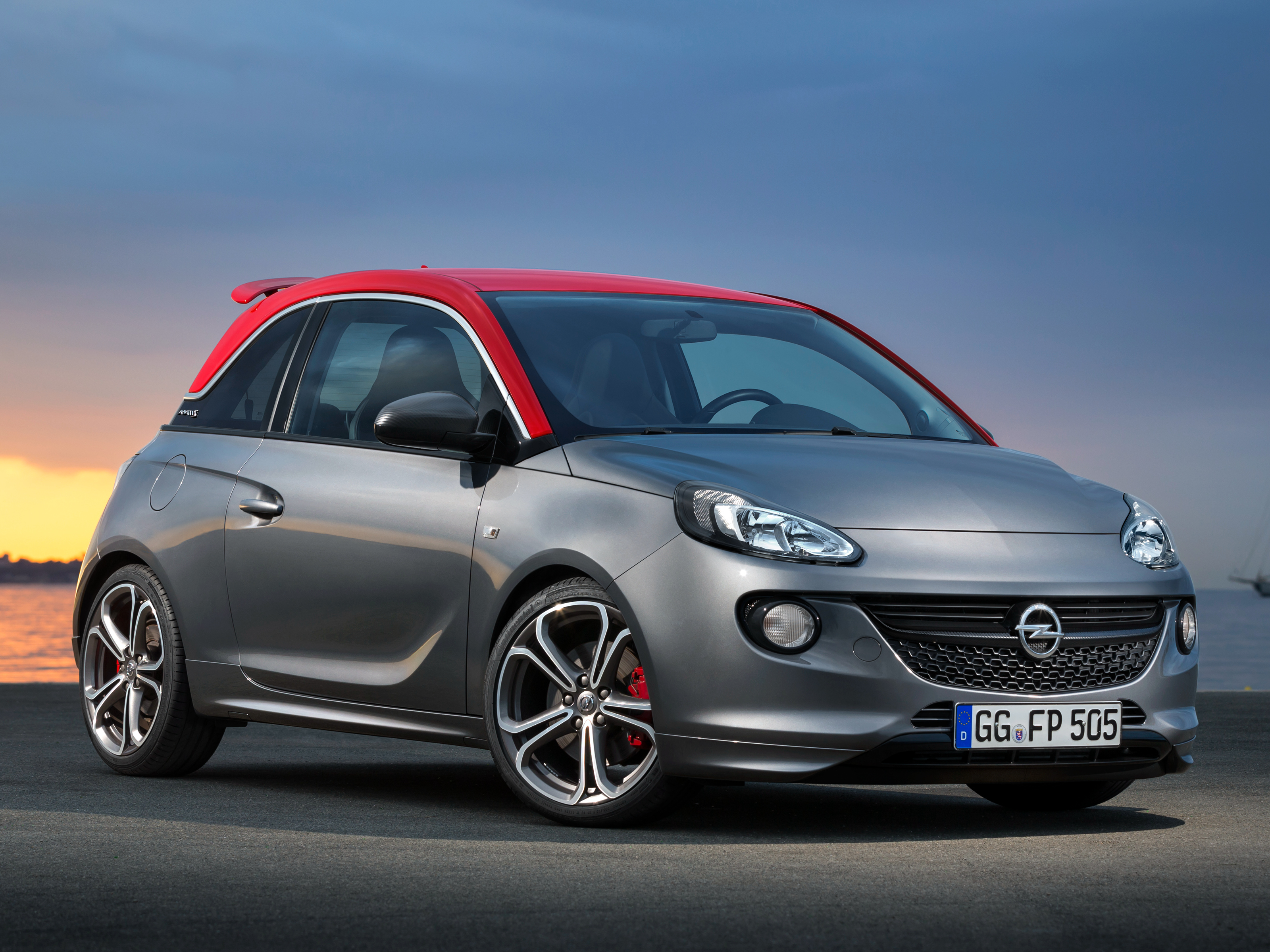 opel adam s 150 hp pocket rocket revealed ahead of paris autoevolution. Black Bedroom Furniture Sets. Home Design Ideas