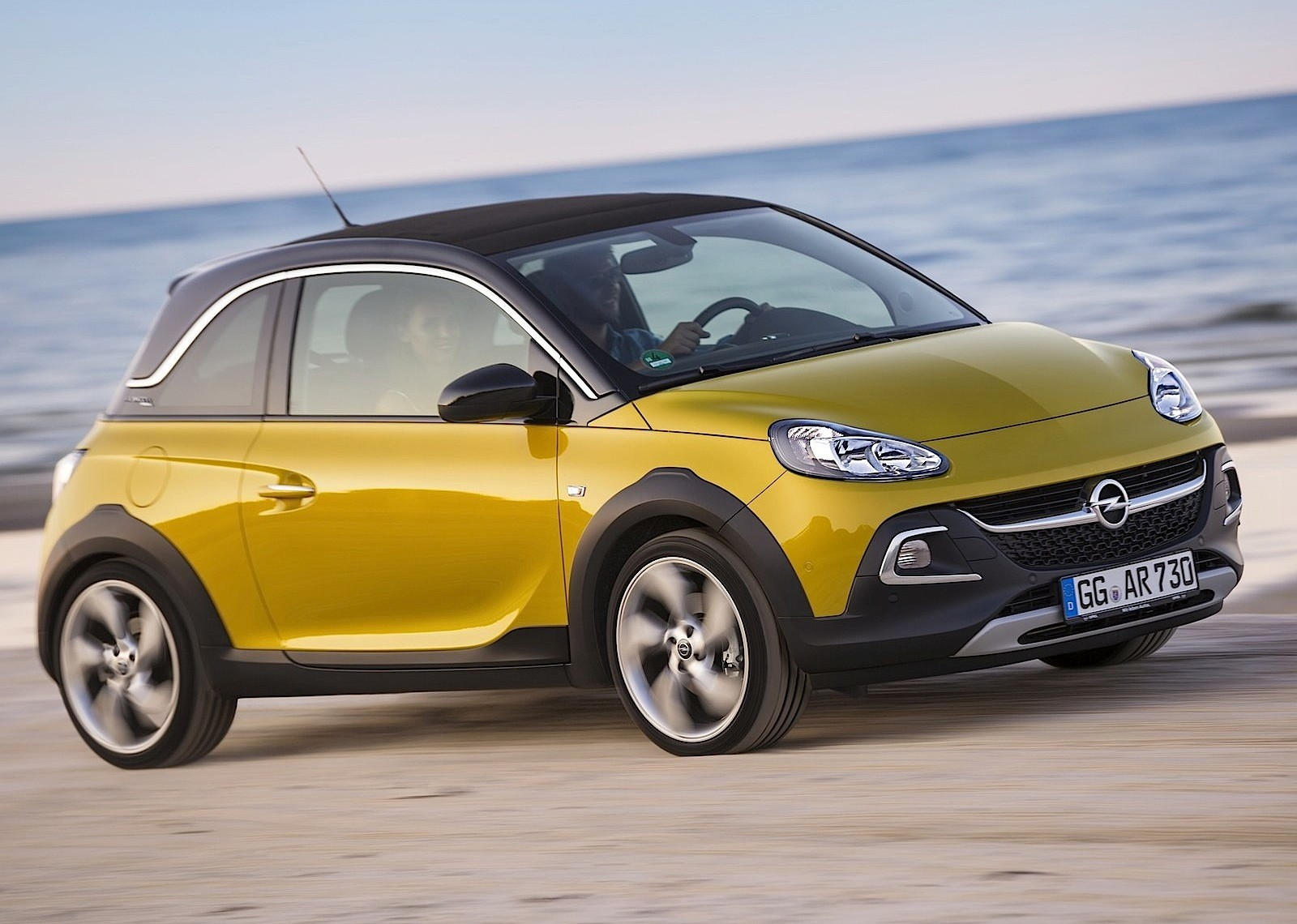 opel adam won t be coming to the united states as a buick autoevolution. Black Bedroom Furniture Sets. Home Design Ideas