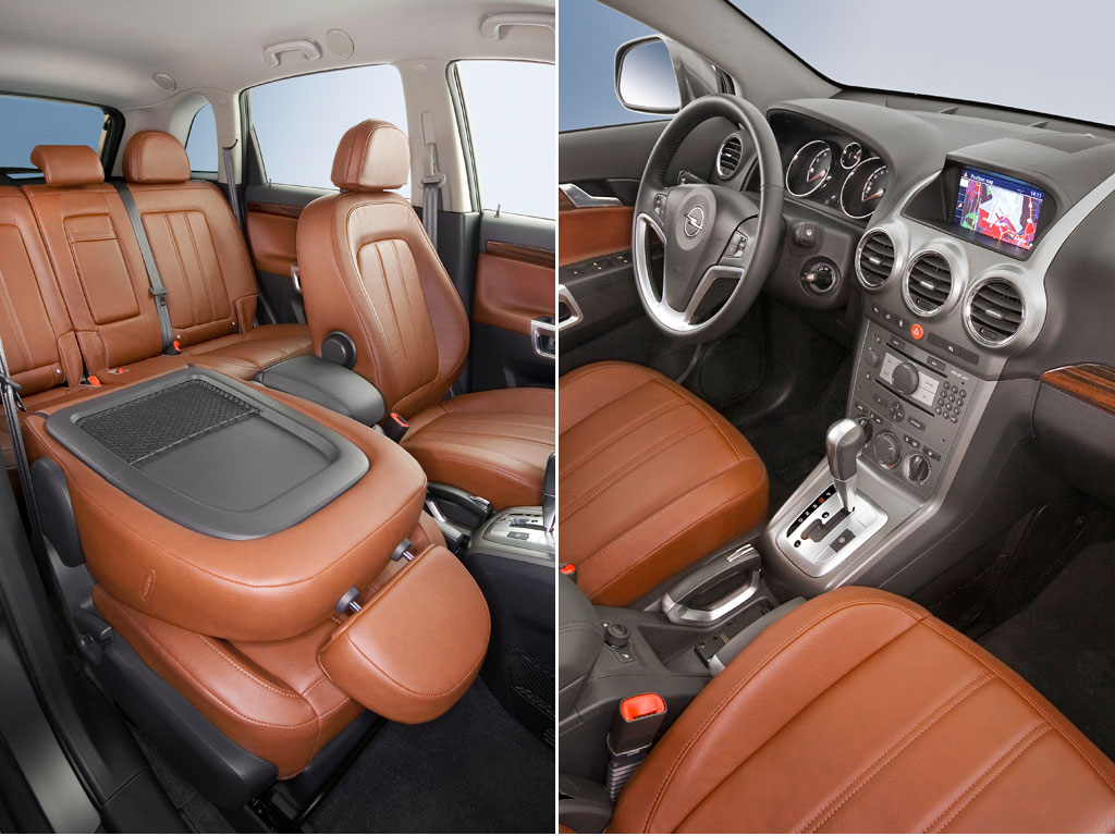 Opel antara brings fwd 2 000 euro price saving for Interieur 2015