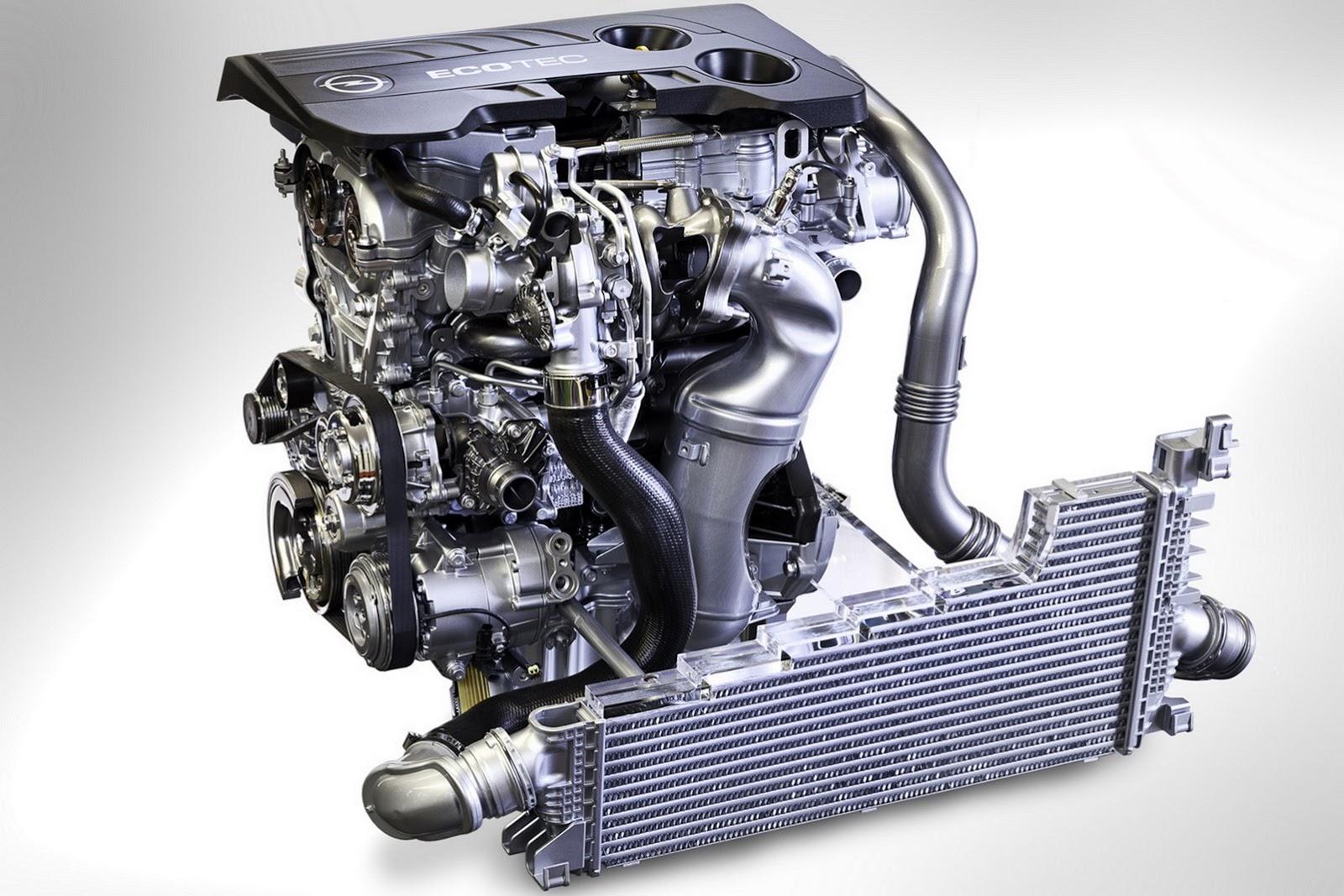 opel astra gets new 1 6 sidi turbo engine autoevolution. Black Bedroom Furniture Sets. Home Design Ideas