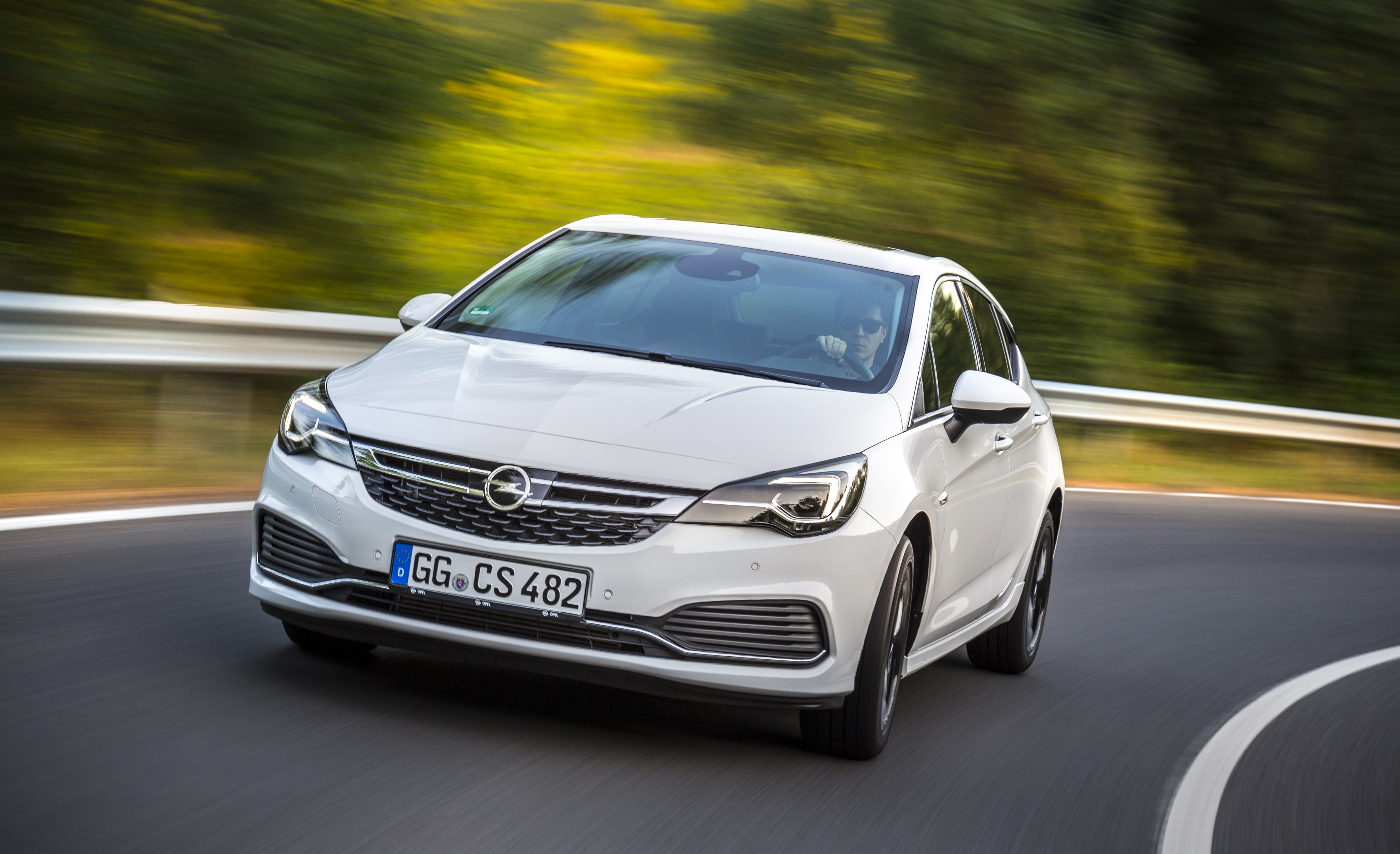 2017 Opel Astra Opc Line Sport Pack