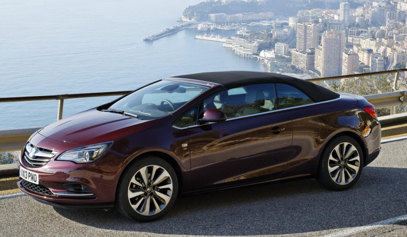 Opel Cascada Gets New 1.6-Liter Turbo with 200 hp and 300 ...