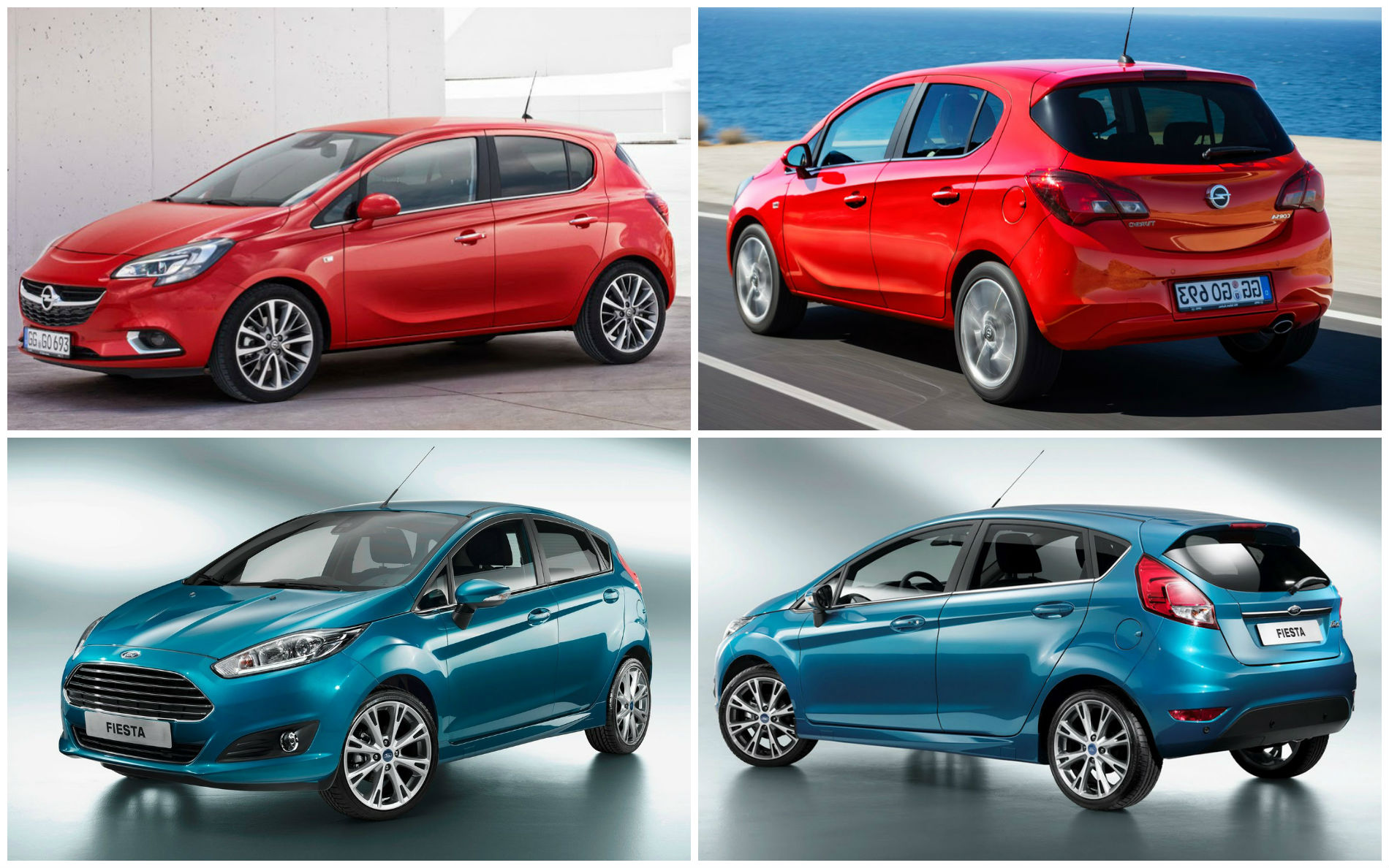 opel corsa 1 0 ecotec turbo vs ford fiesta 1 0 ecoboost autoevolution. Black Bedroom Furniture Sets. Home Design Ideas