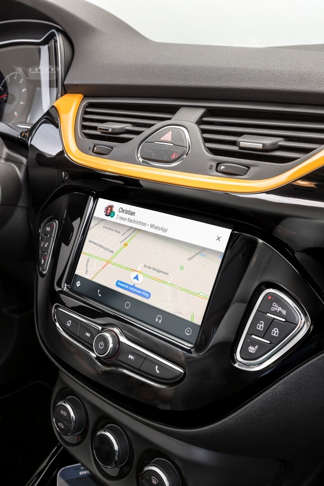 Opel Corsa E Now Available With R4 0 Intellilink