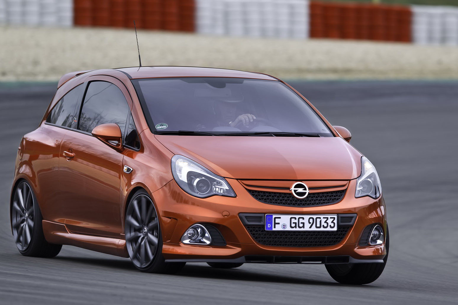 opel corsa opc nurburgring edition comes home for big photoshoot autoevolution