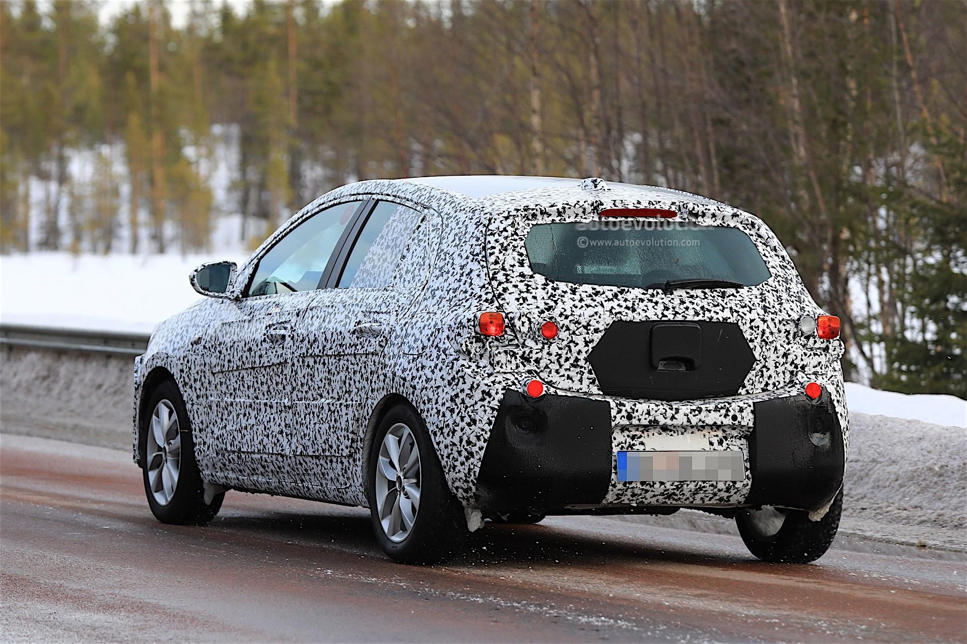 2015 Opel Corsa Rocks Rendering Autoevolution