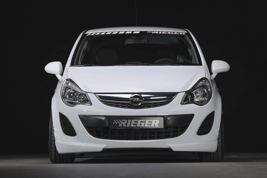 opel corsa tuned by rieger autoevolution. Black Bedroom Furniture Sets. Home Design Ideas