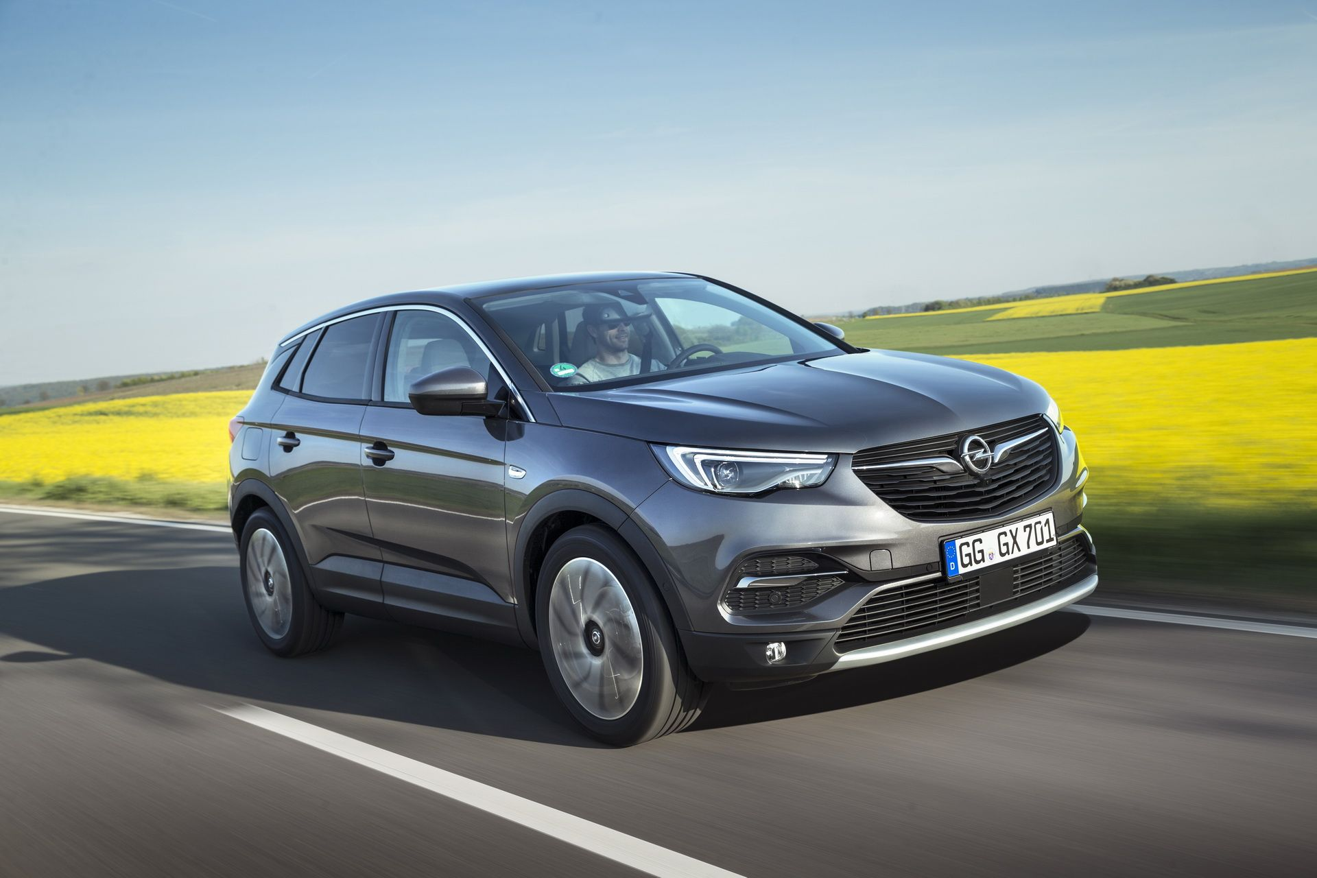 opel grandland x gets new 1 5 liter diesel with 130 hp. Black Bedroom Furniture Sets. Home Design Ideas