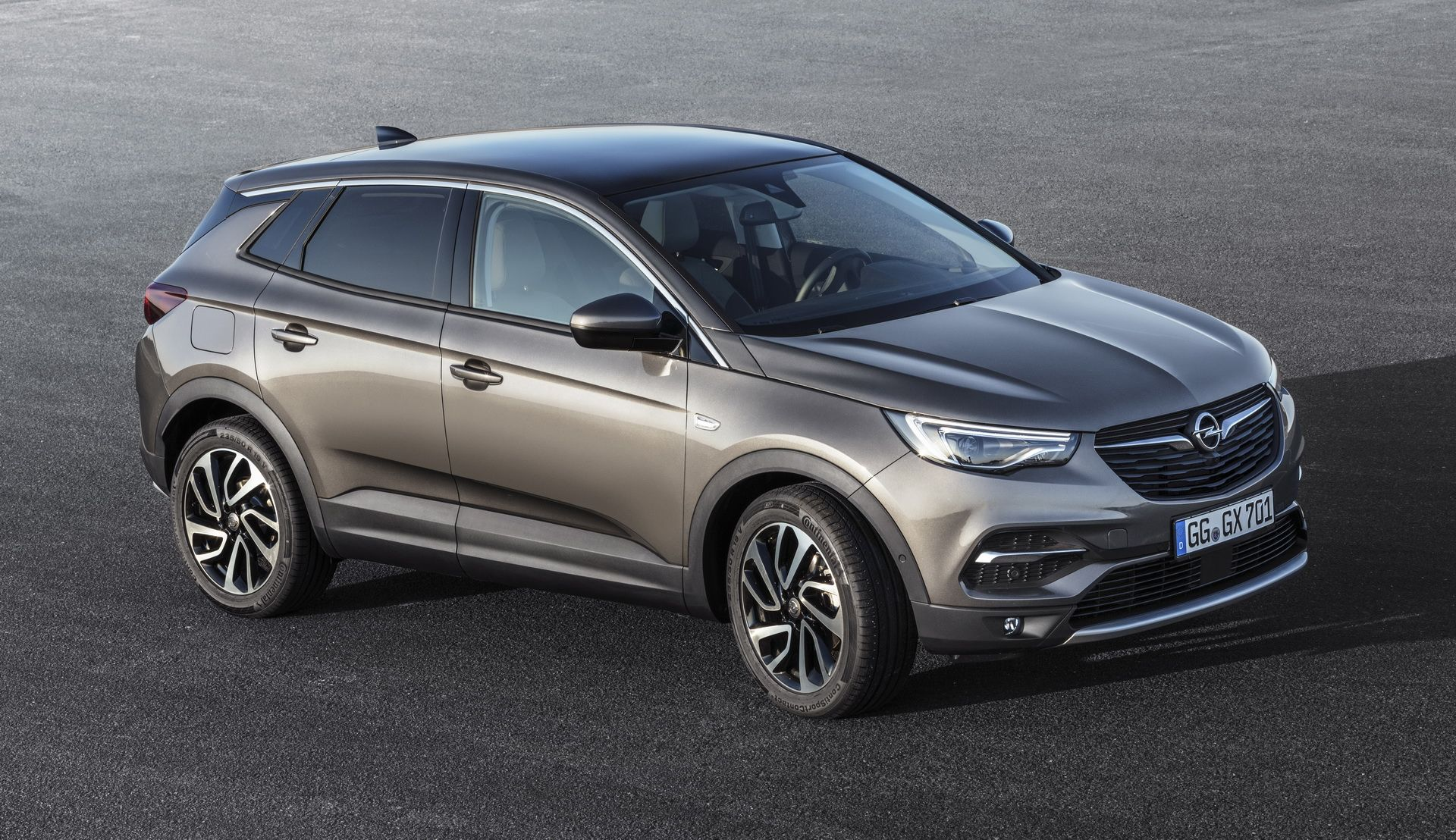 opel grandland x gets new 1 5 liter diesel with 130 hp phev coming in 2020 autoevolution. Black Bedroom Furniture Sets. Home Design Ideas
