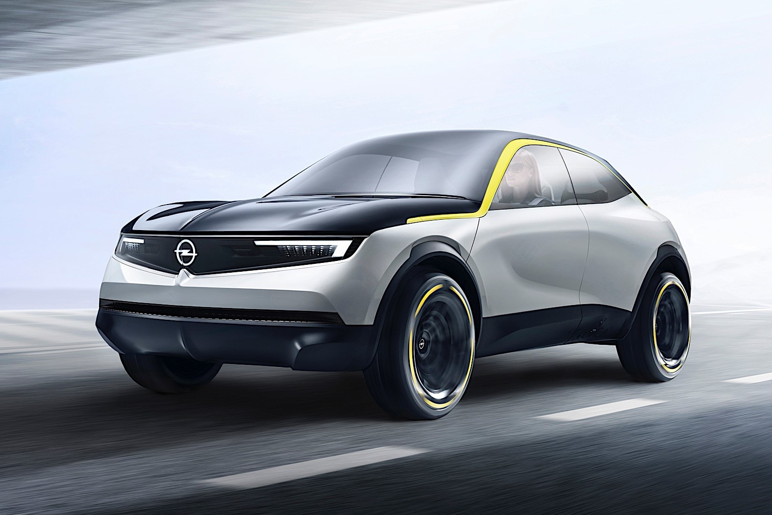 opel gt x experimental electric suv unveiled with suicide doors autoevolution. Black Bedroom Furniture Sets. Home Design Ideas