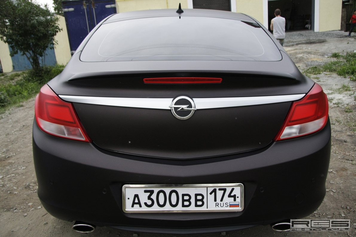 and details opel insignia by re styling from story opel insignia
