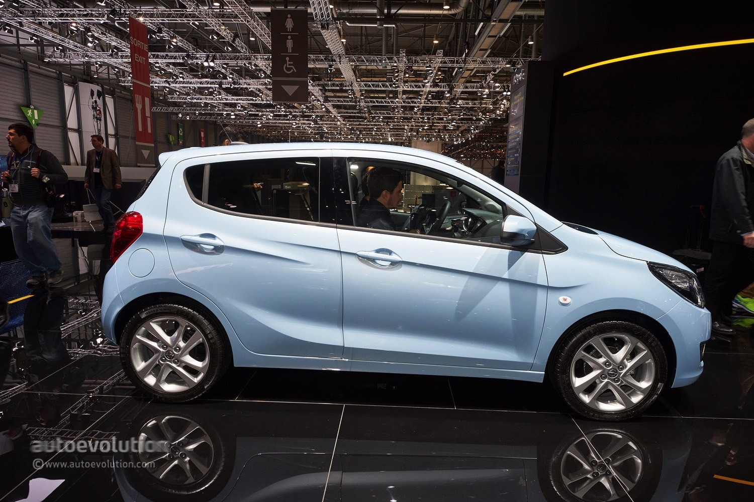Opel Karl Configurator Launched Prices Start At 9 500