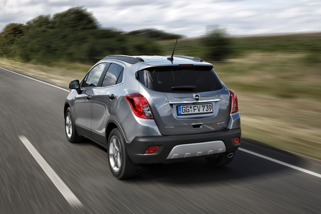 opel mokka 1 6 cdti replaces 1 7l turbo diesel autoevolution. Black Bedroom Furniture Sets. Home Design Ideas