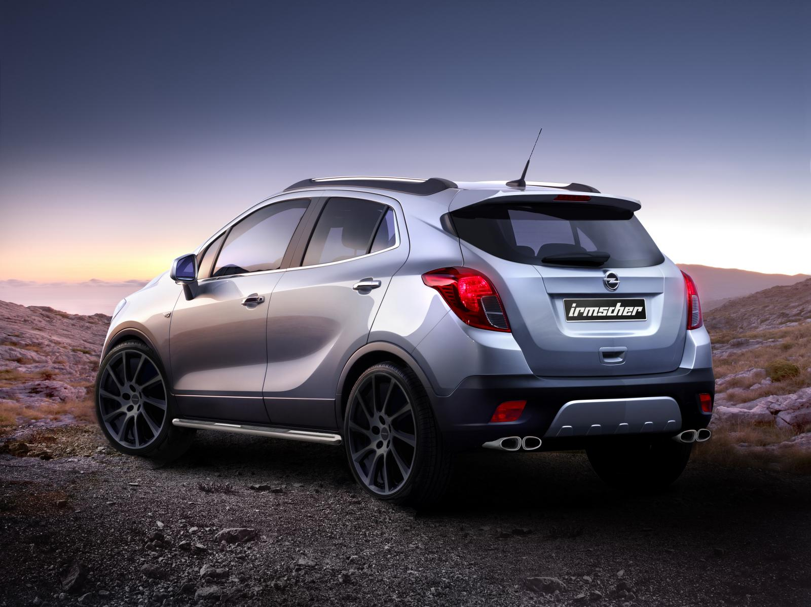 opel mokka tuning program by irmscher autoevolution. Black Bedroom Furniture Sets. Home Design Ideas
