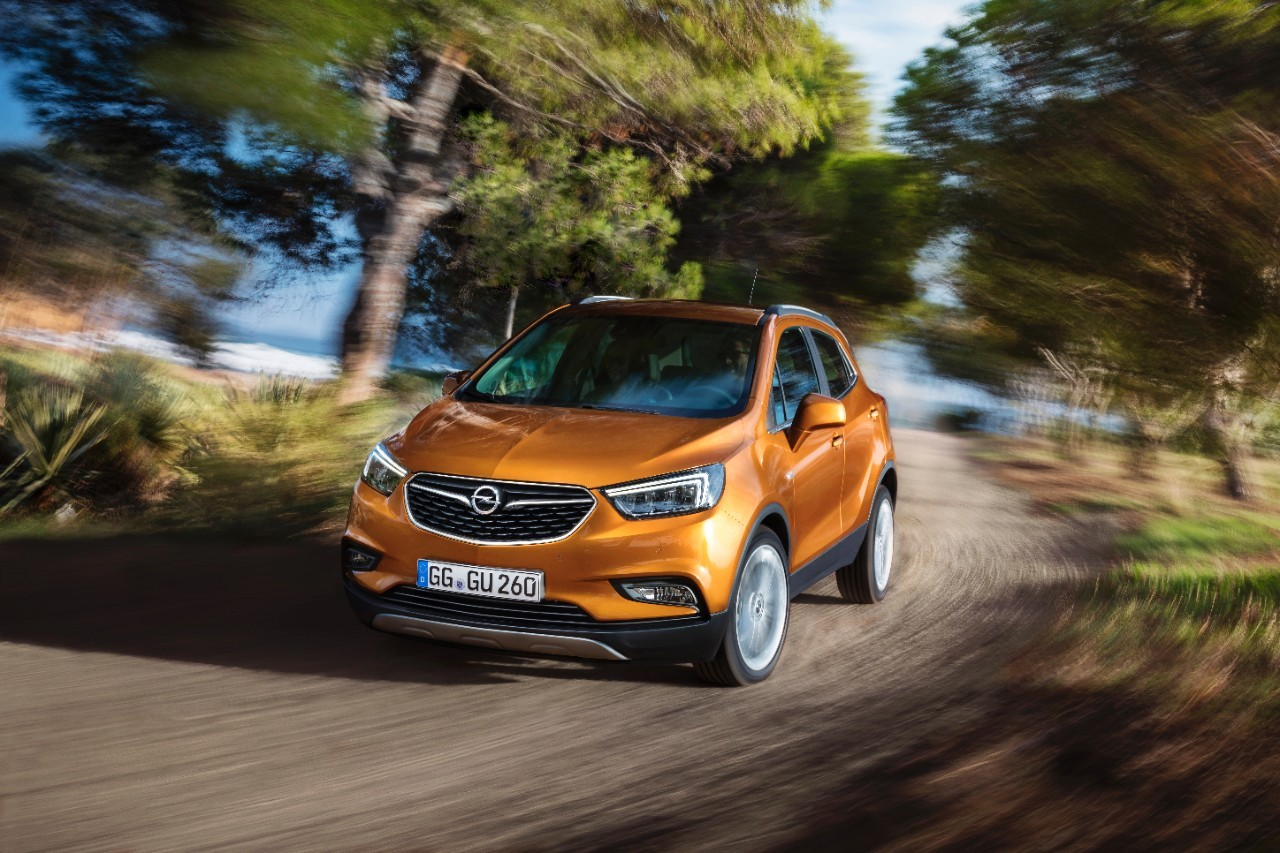 Opel Mokka X Successor Coming In 2019 Large Suv In 2020