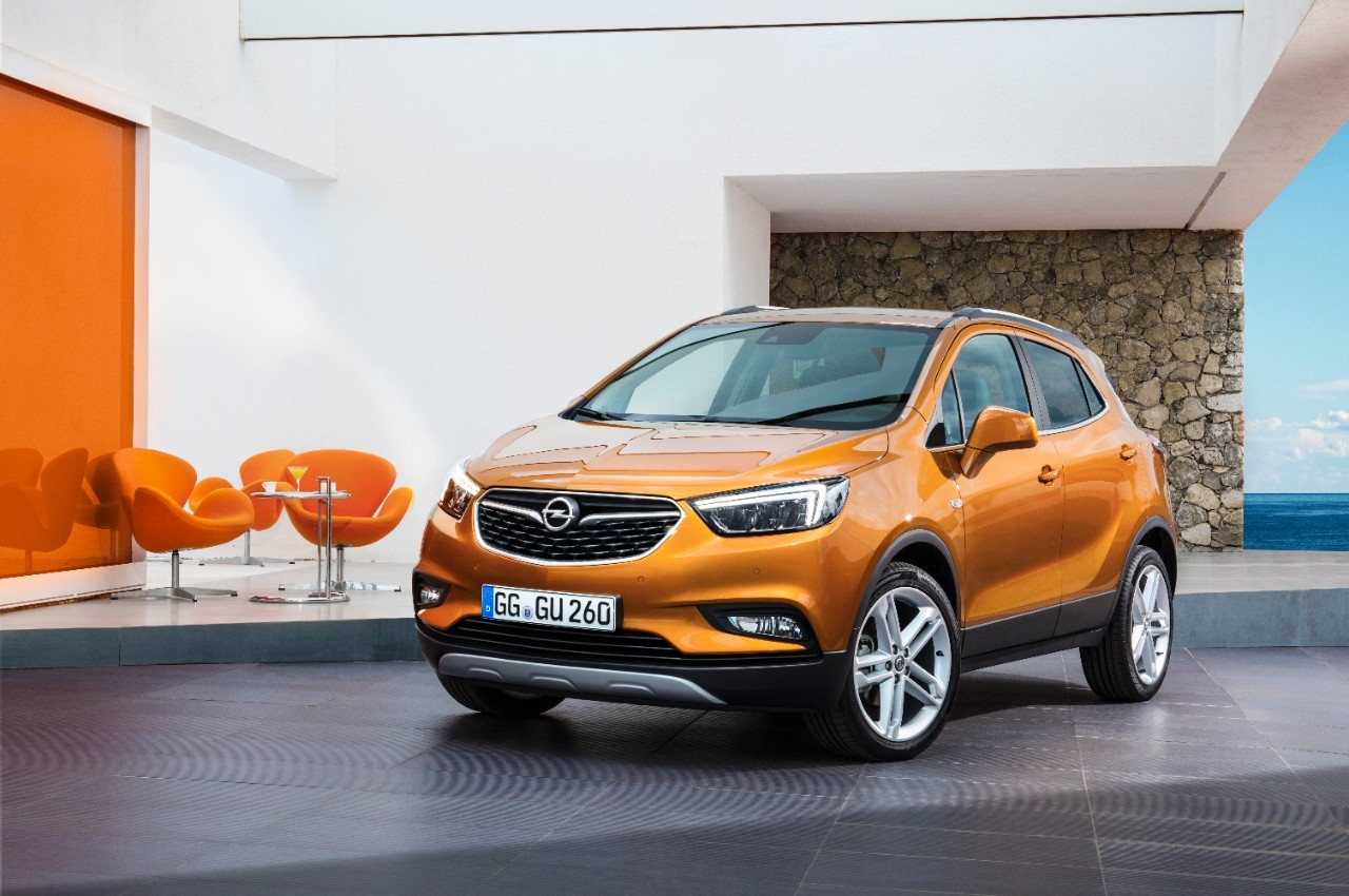 opel mokka x successor coming in 2019 large suv in 2020 autoevolution. Black Bedroom Furniture Sets. Home Design Ideas