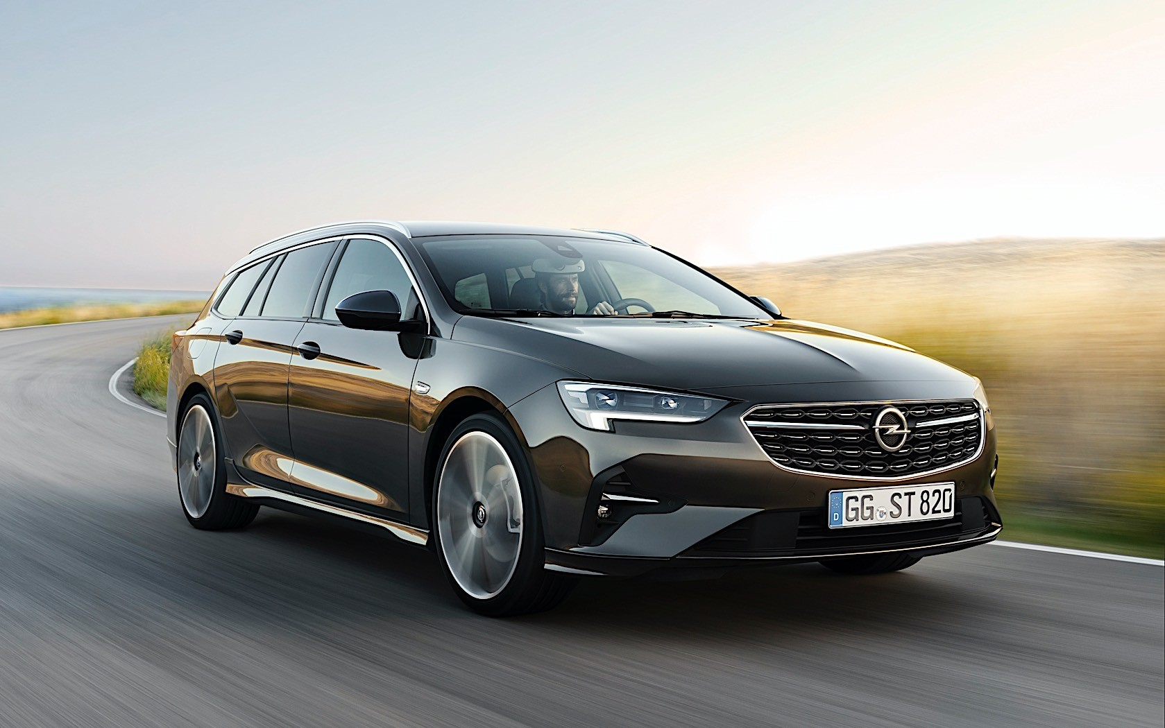 nouvelle opel insignia 2021  car wallpaper