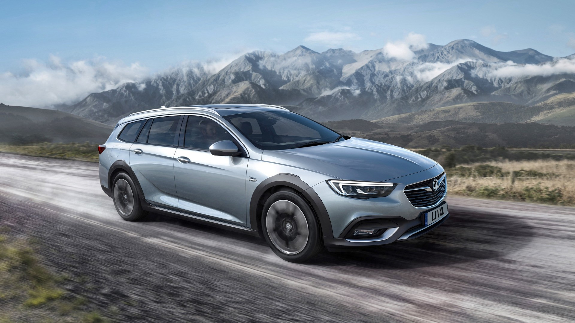 opel reveals all new 2018 insignia country tourer will debut in frankfurt autoevolution. Black Bedroom Furniture Sets. Home Design Ideas