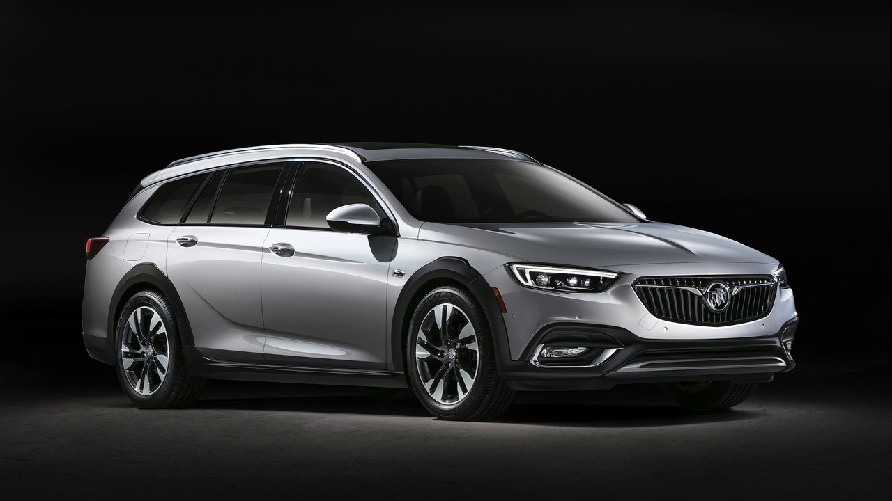 Opel Reveals All-New 2018 Insignia Country Tourer, Will ...