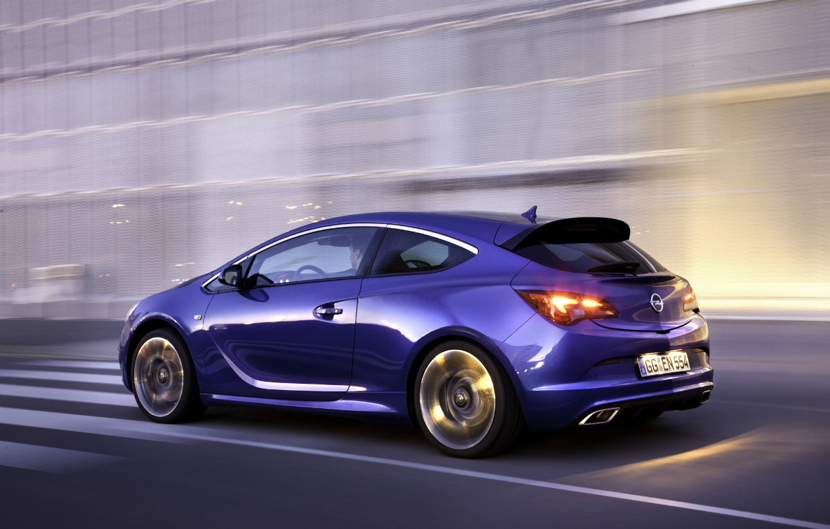opel vauxhall astra opc vxr to debut in geneva. Black Bedroom Furniture Sets. Home Design Ideas