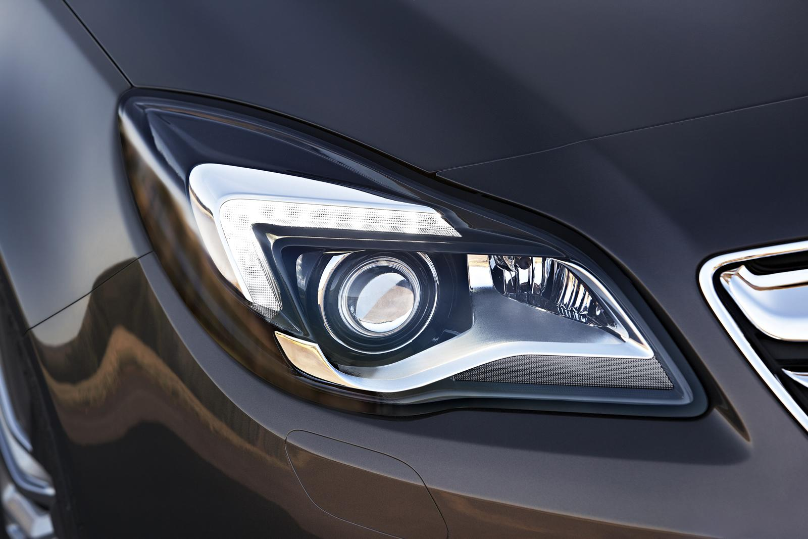 Opel / Vauxhall Insignia Facelift Full Details and Photos - autoevolution