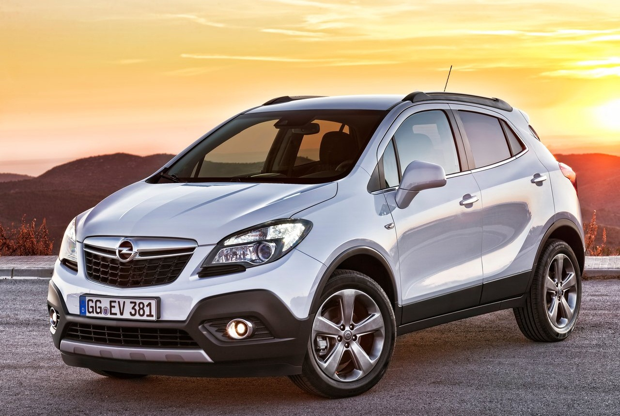 opel vauxhall mokka scores 5 star euro ncap rating autoevolution. Black Bedroom Furniture Sets. Home Design Ideas