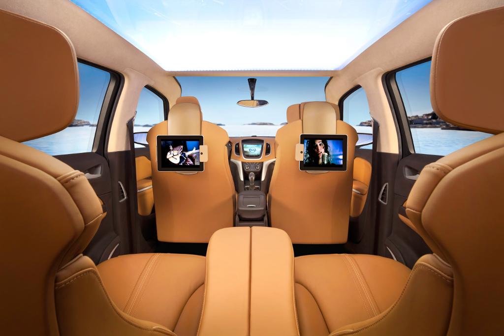 Opel Zafira Tourer Concept Details And Photos Autoevolution