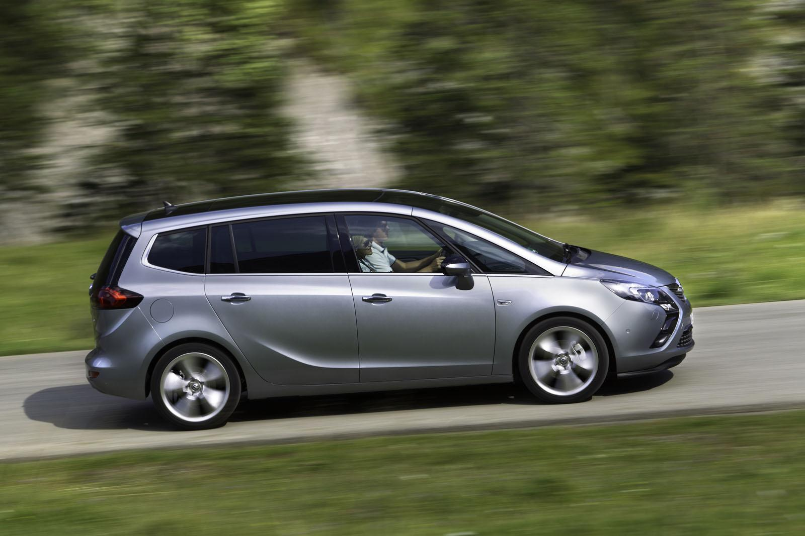 opel zafira tourer gets 200 hp 1 6 sidi turbo engine autoevolution. Black Bedroom Furniture Sets. Home Design Ideas