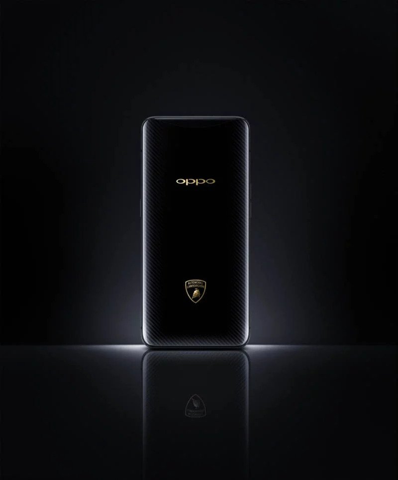 Oppo Find X Lamborghini Edition Smartphone Priced At Eur