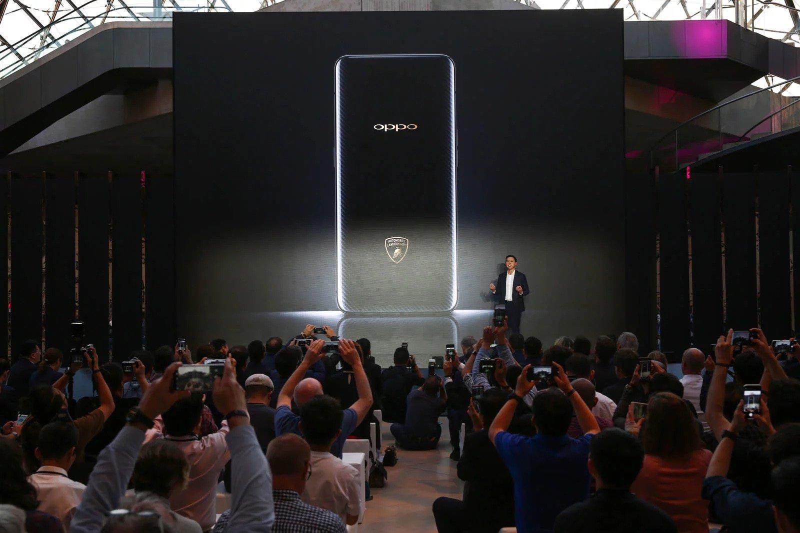 Oppo Find X Lamborghini Edition Smartphone Priced At Eur
