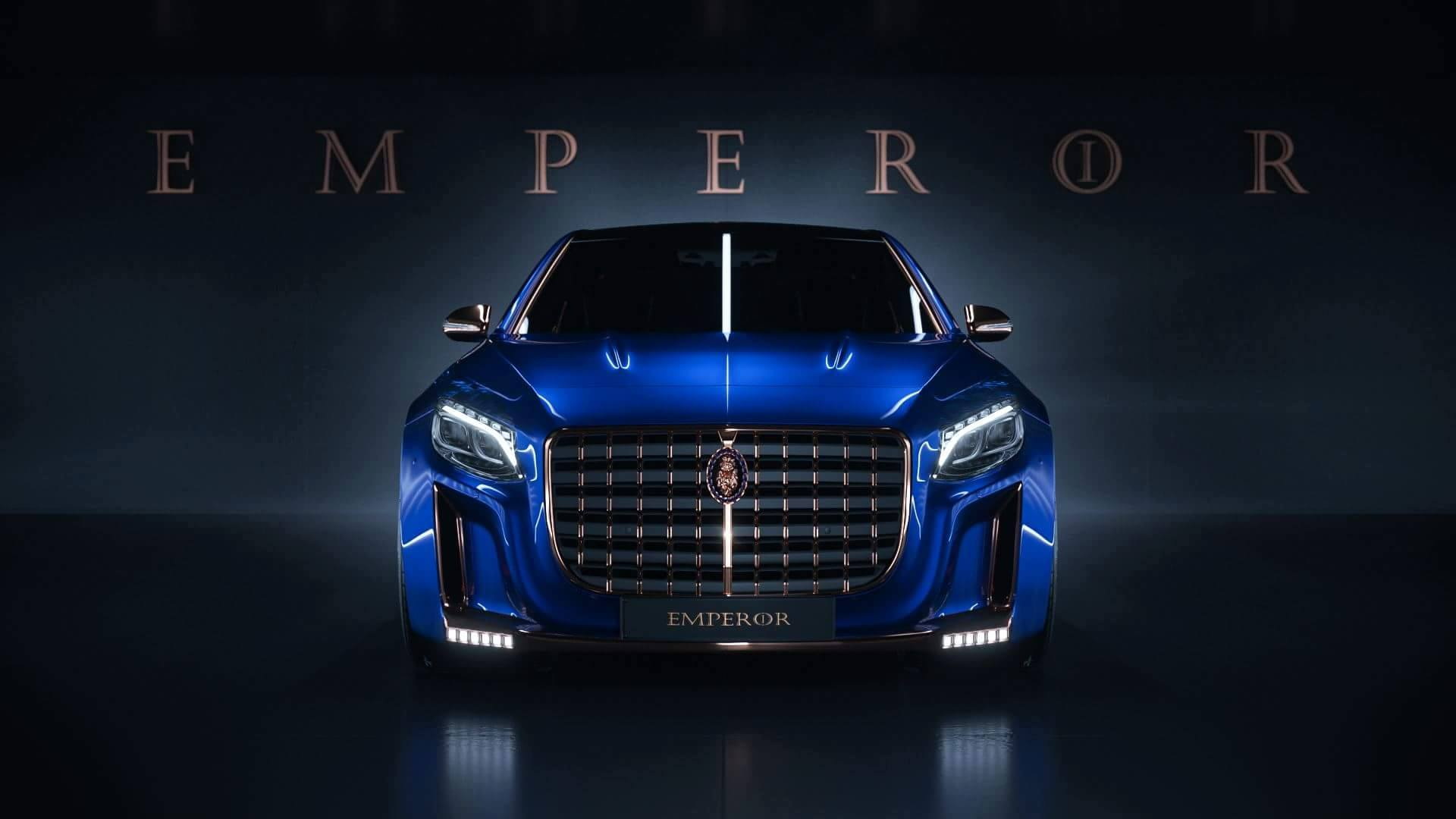 Opulence Galore Scaldarsi Emperor I Mercedes Maybach S600