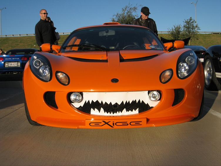 orange supercar duo goes trickortreating with halloween