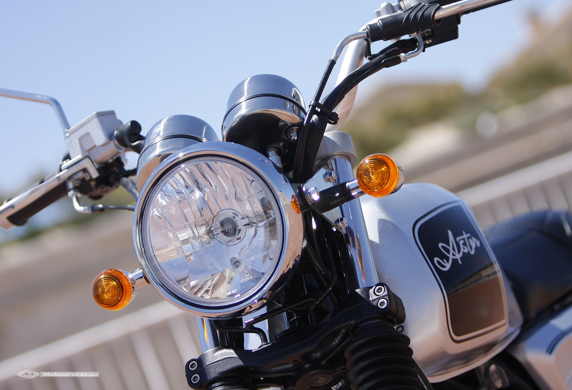 Orcal Astor 125 Is The 60s Jewel You Ve Been Looking For Autoevolution