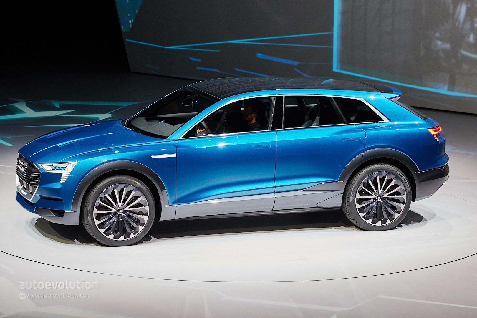 Audi e tron suv 2018 13