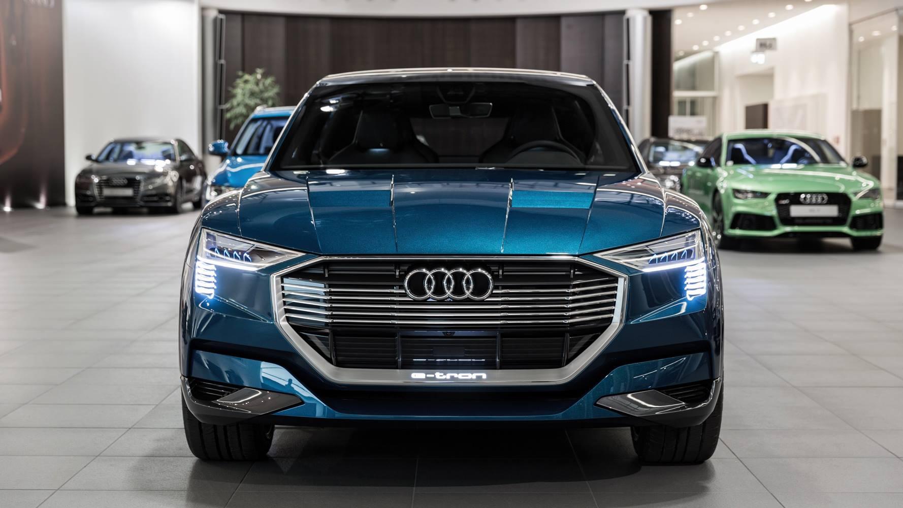 Audi Q6 E Tron >> Reservations Open In Norway For The 2018 Audi e-tron Electric SUV - autoevolution