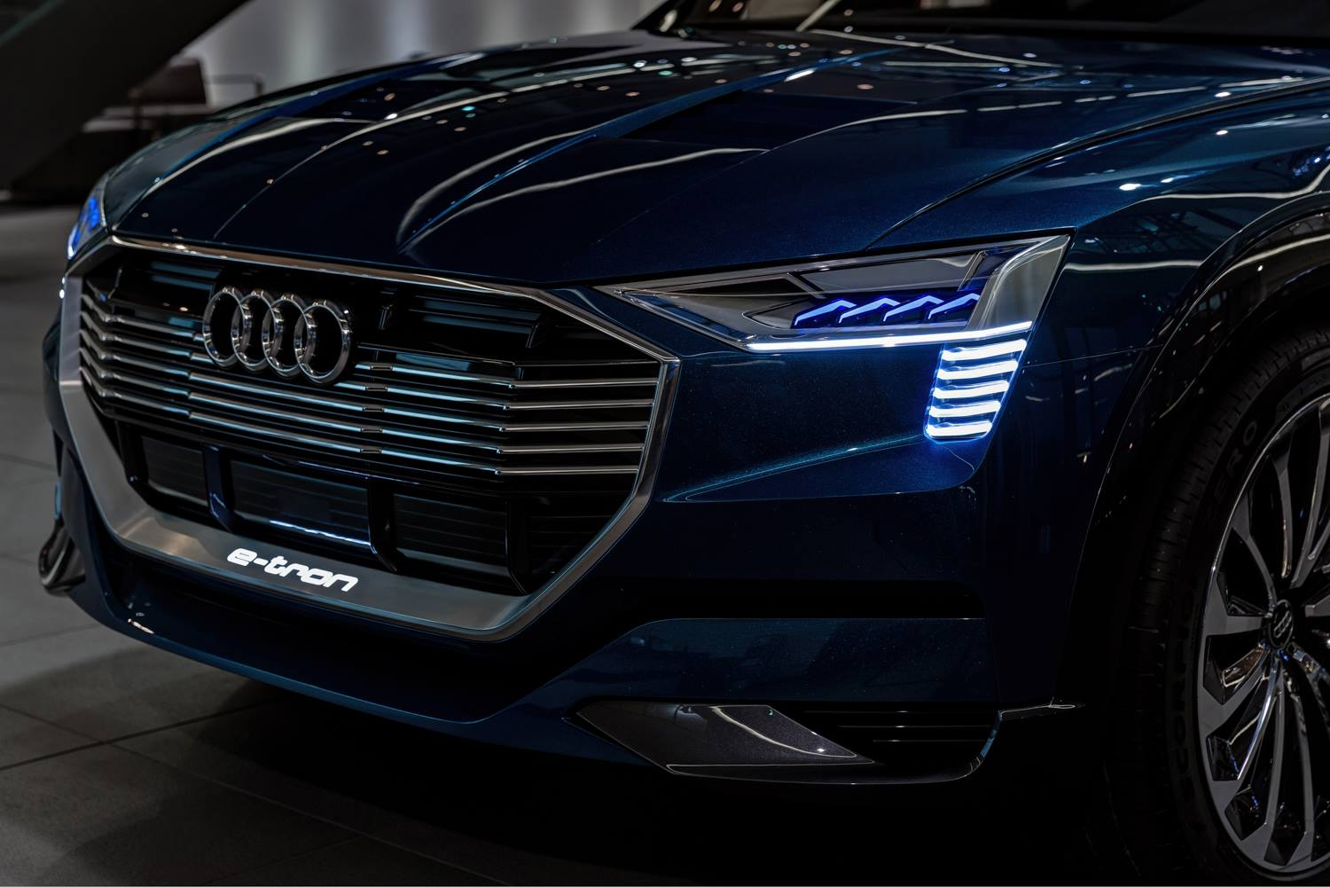 Reservations Open In Norway For The 2018 Audi e-tron Electric SUV - autoevolution