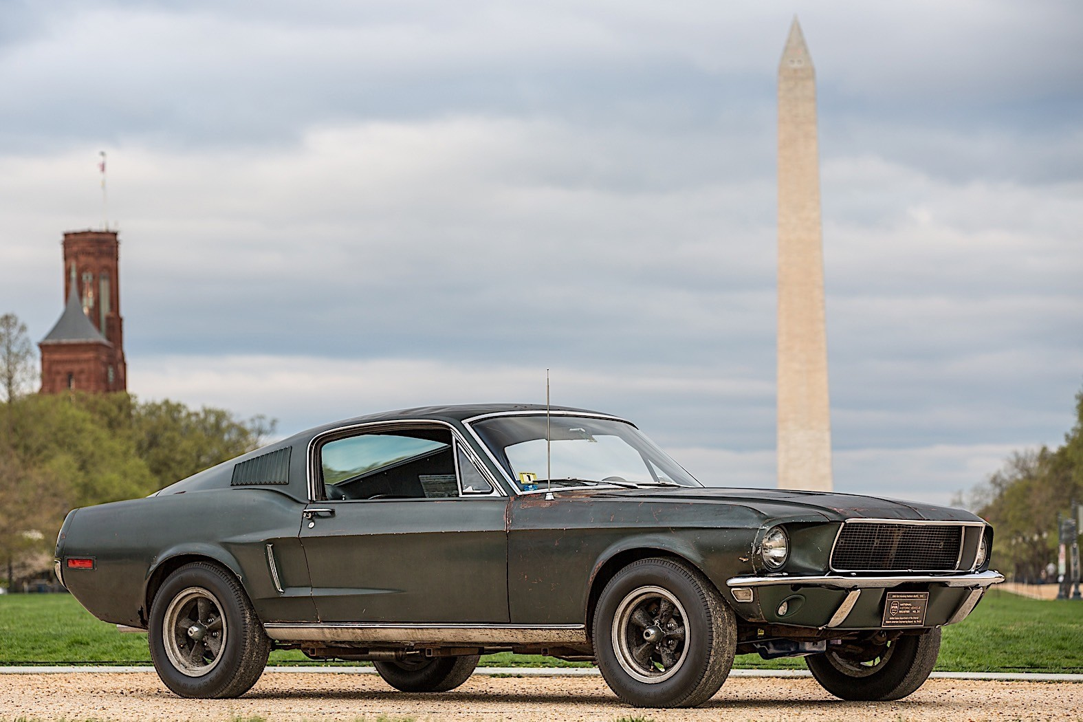 original 1968 bullitt mustang to be shown in washington autoevolution. Black Bedroom Furniture Sets. Home Design Ideas