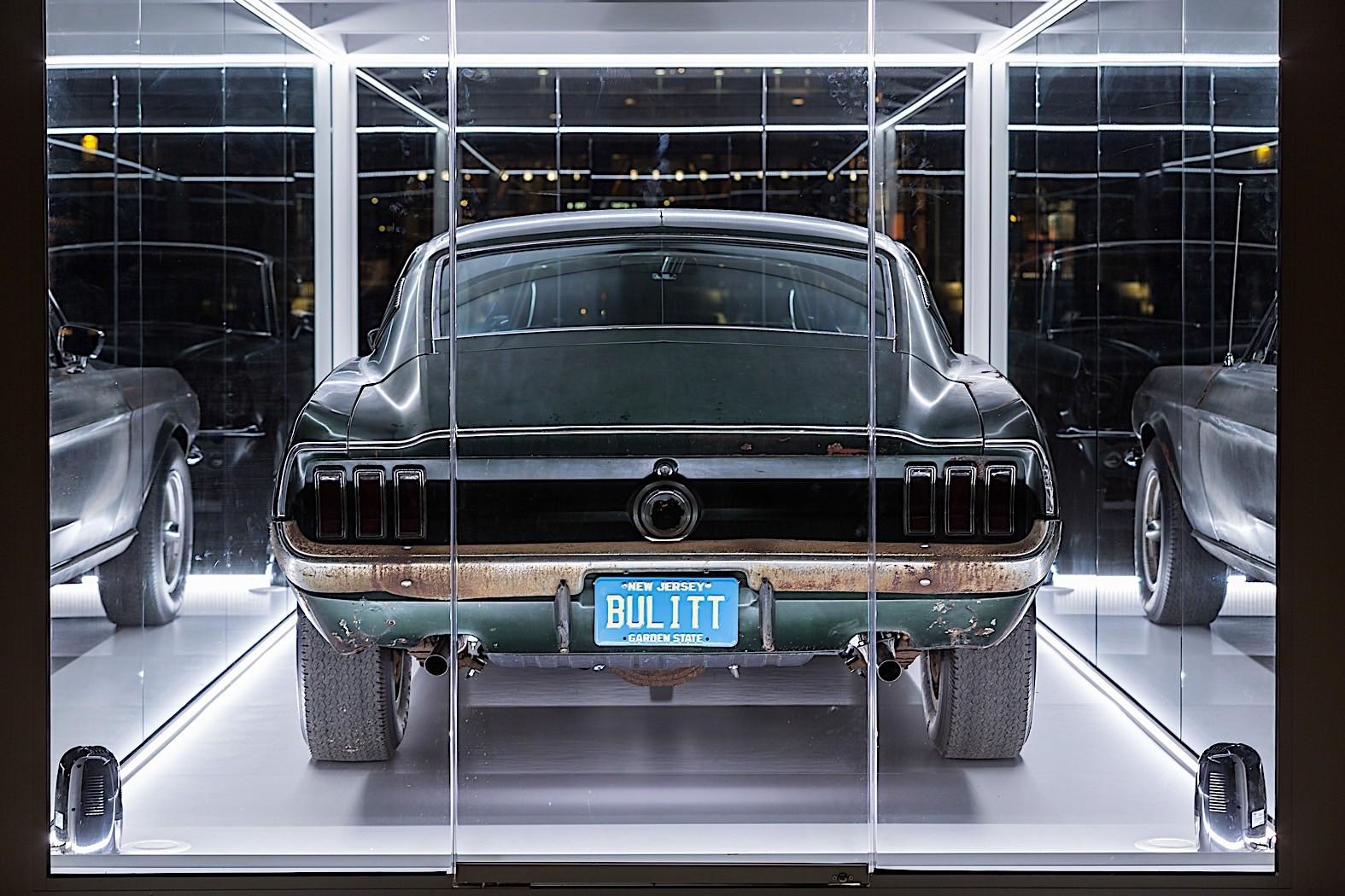 Original 1968 Bullitt Mustang to Be Shown in Washington - autoevolution