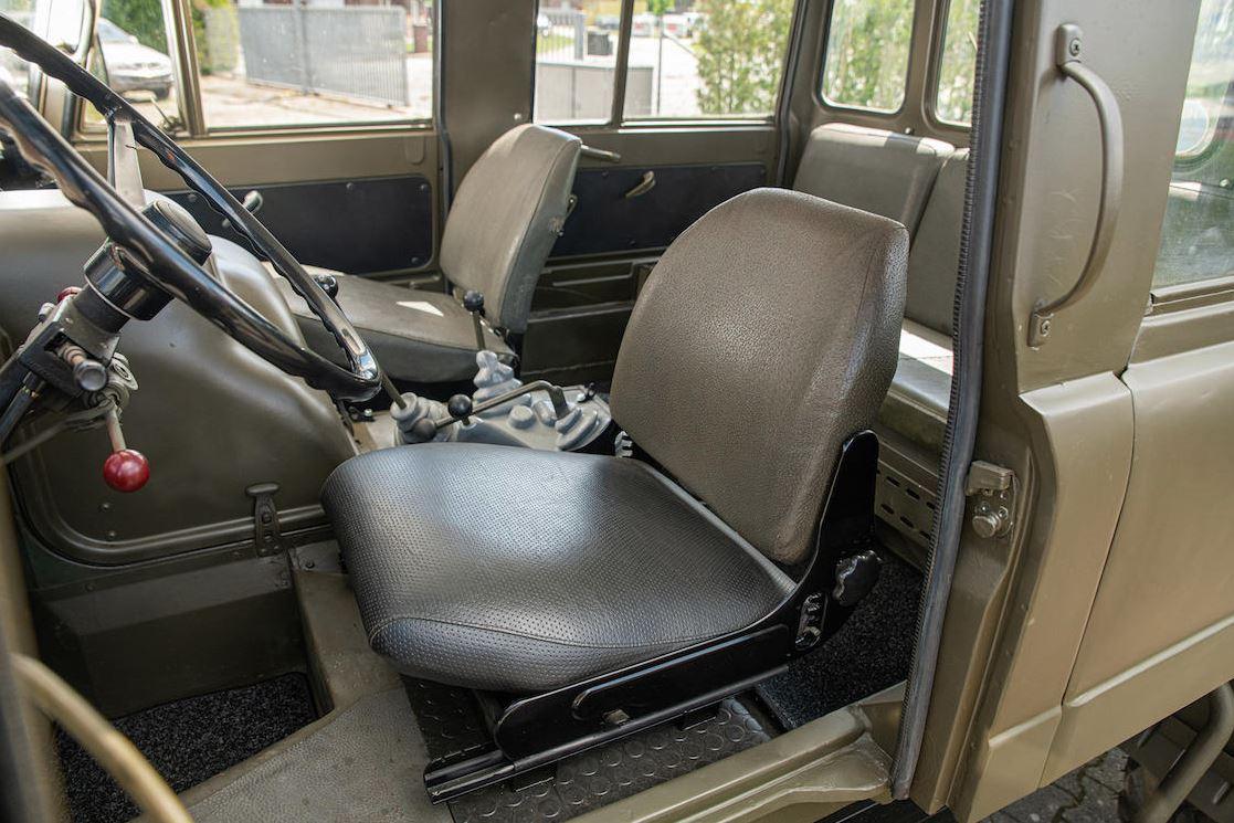 Original 1974 Mercedes-Benz Unimog 406 DoKa Could Be Your ...