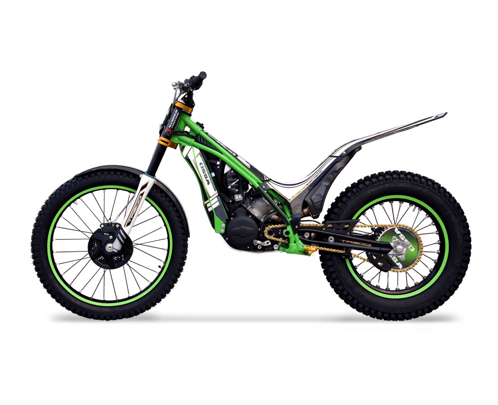 ossa announces two new trial bikes autoevolution