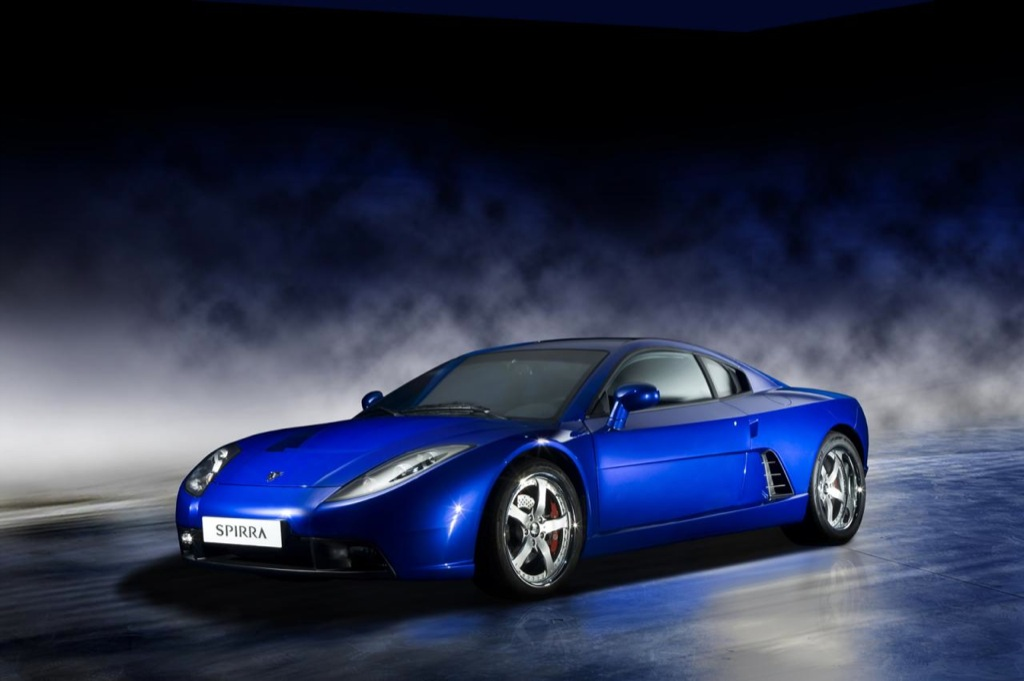 Oullim Spirra, South Korea's First Supercar - autoevolution