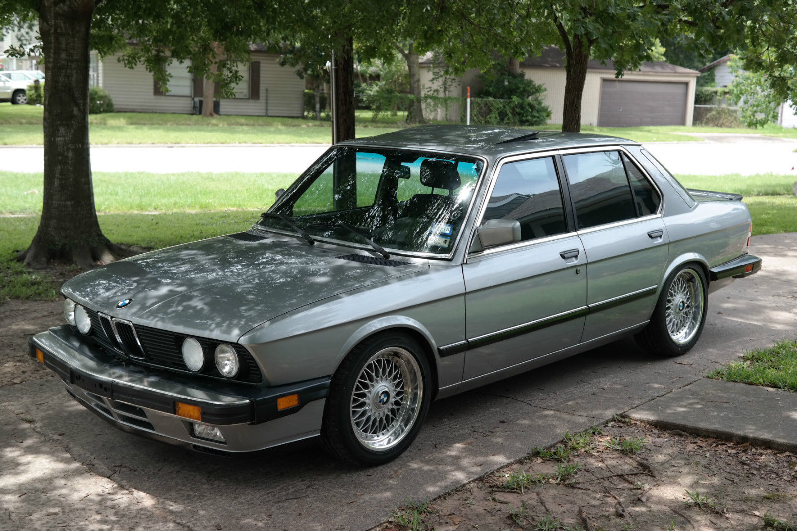Own A Classic Bmw 535is For Just 7 000 Photo Gallery