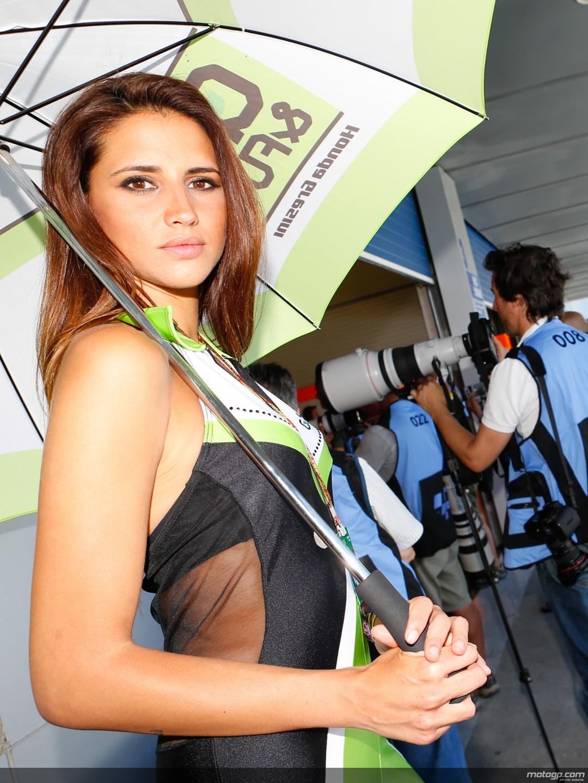 Paddock Girls At Jerez 2014 Autoevolution